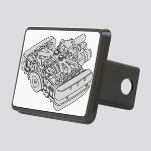 GL1800 Engine Hitch Cover