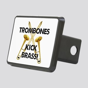 Trombones Kick Brass Hitch Cover