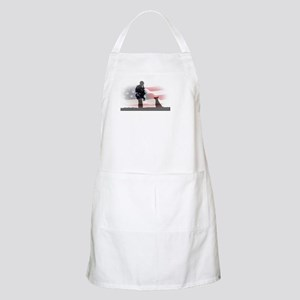 Soldier and shepard Apron