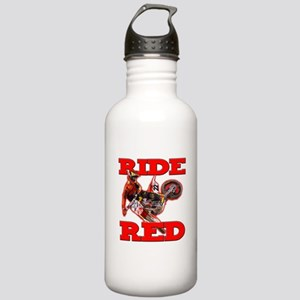 Ride Red 2013 Water Bottle