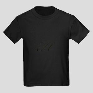 Bickham Script Monogram H T-Shirt