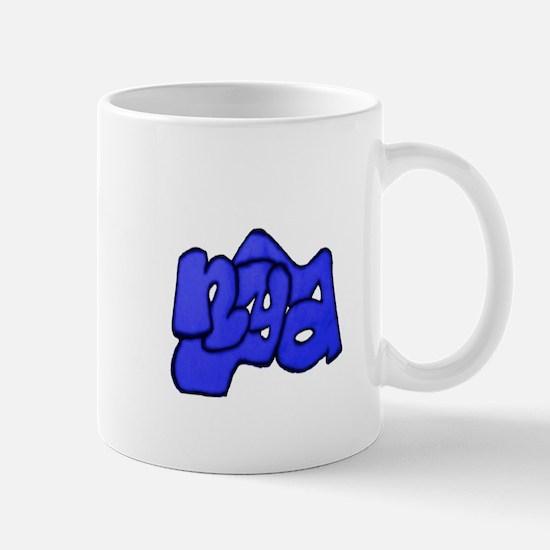 nya Blue Mug