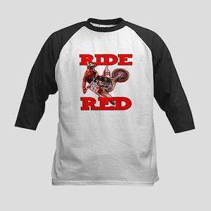 Ride Red 2013 Baseball Jersey