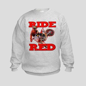 Ride Red 2013 Sweatshirt
