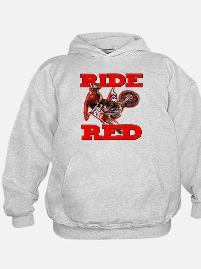 Ride Red 2013 Hoodie