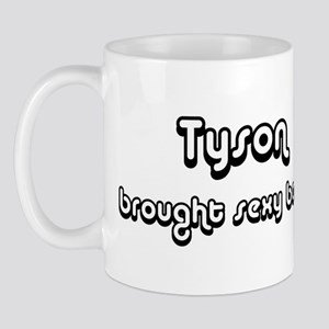 Sexy: Tyson Mug