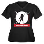 Women's Wow! Signal Logo Plus Size T-Shirt