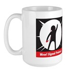 Wow! Signal with URL Mug