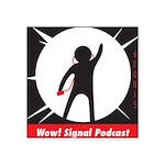 Updated Wow! Signal Logo Sticker