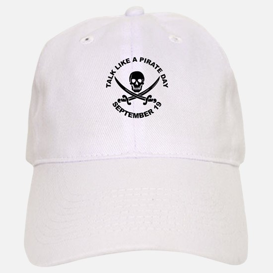 Talk Like A Pirate Day Baseball Baseball Baseball Cap