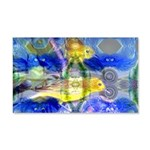Nature Reflections I 20x12 Wall Decal