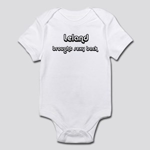 Sexy: Leland Infant Bodysuit