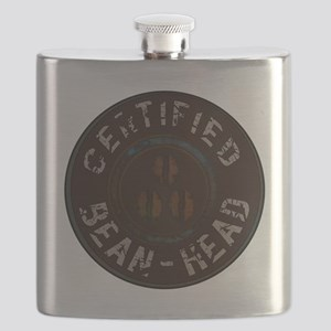 certified beanhead Flask