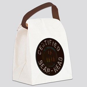 certified beanhead Canvas Lunch Bag