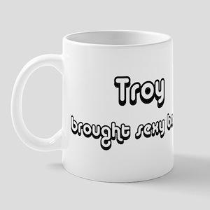 Sexy: Troy Mug