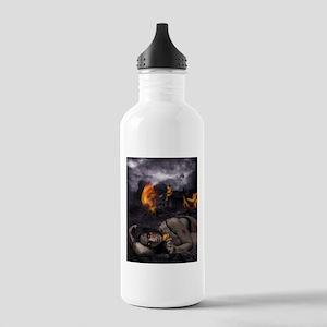 Dark Fire Water Bottle