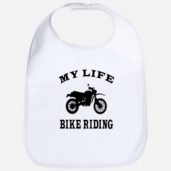 My Life Bike Riding Bib