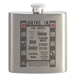 A Drive In Movie Flask