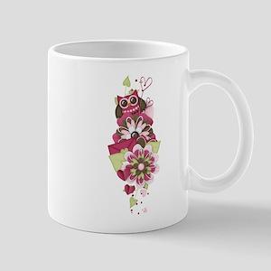 Owl Love Letters Mug