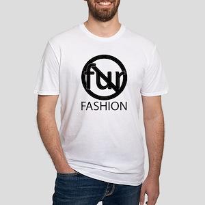 NoFurFashionwithoutcopyright T-Shirt