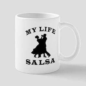 My Life Salsa Mug
