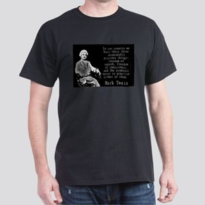 In Our Country - Twain T-Shirt