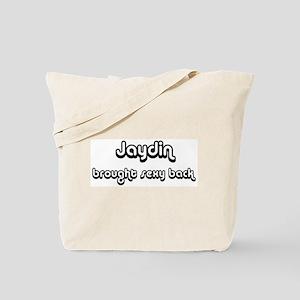 Sexy: Jaydin Tote Bag