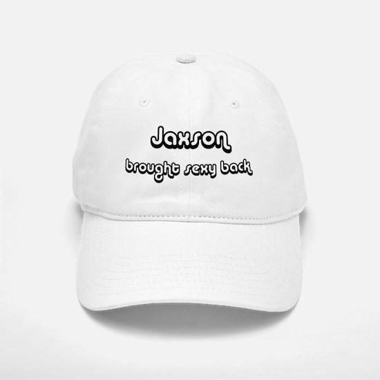 Sexy: Jaxson Baseball Baseball Cap