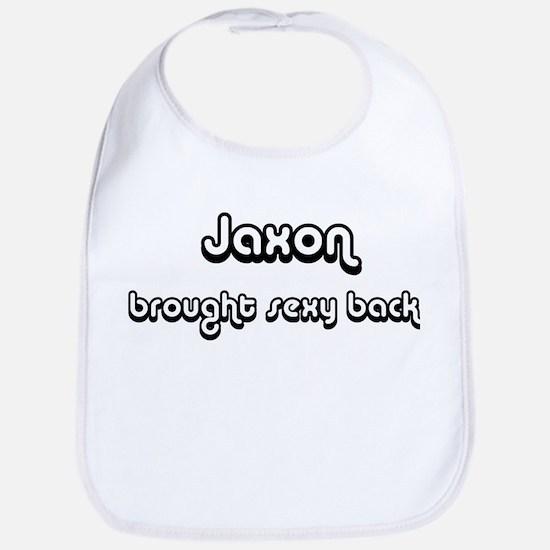 Sexy: Jaxon Bib