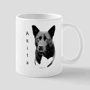 Akita Charcoal Mug