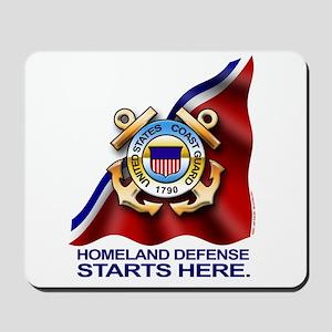 U.S. Coast Guard Mousepad
