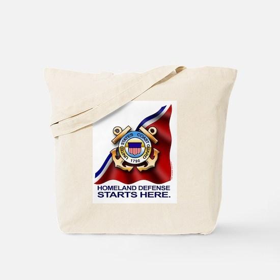 U.S. Coast Guard Tote Bag