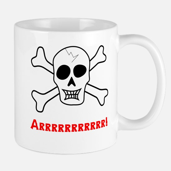 Arrrrrrr! Mug