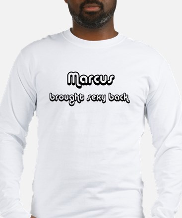 Sexy: Marcus Long Sleeve T-Shirt