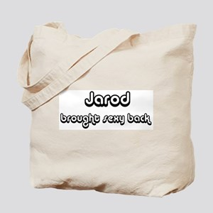 Sexy: Jarod Tote Bag