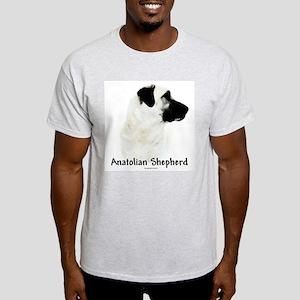 Anatolian Charcoal Ash Grey T-Shirt
