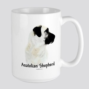 Anatolian Charcoal Large Mug