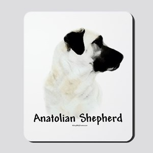 Anatolian Charcoal Mousepad
