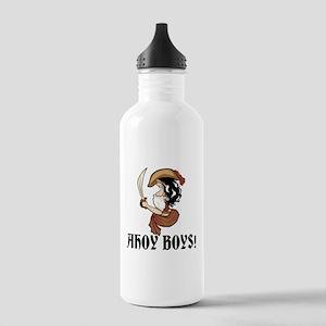 Ahoy Boys Water Bottle