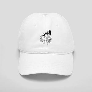 Ghost Pirate Baseball Cap