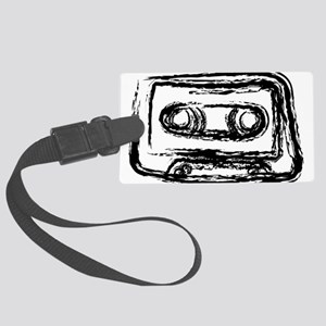 Mixtape Luggage Tag