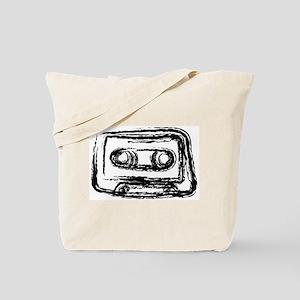 Mixtape Tote Bag