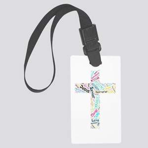 Names of Jesus Luggage Tag