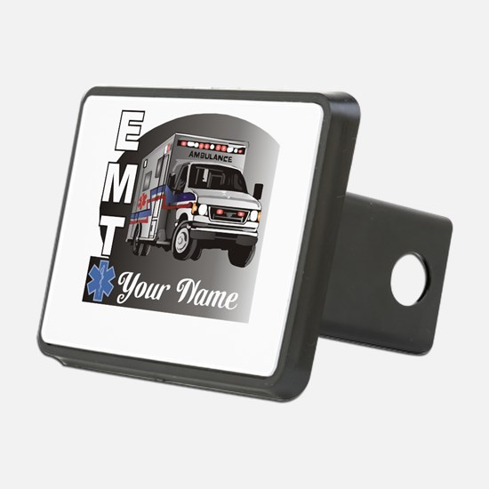 Custom Personalized EMT Hitch Cover