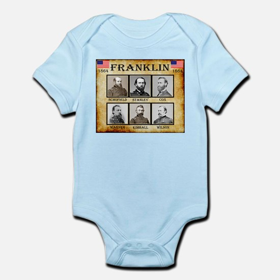 Franklin - Union Body Suit