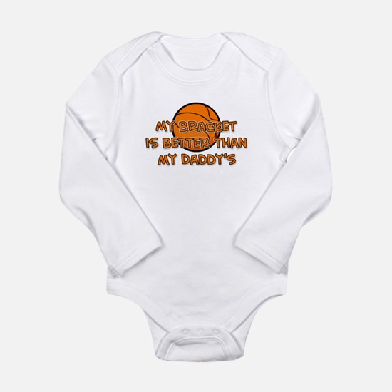 Bracket Daddy Body Suit