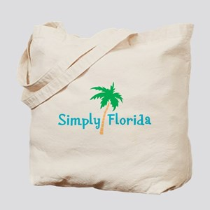 Simply Florida Tote Bag