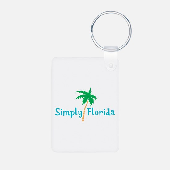 Simply Florida Keychains