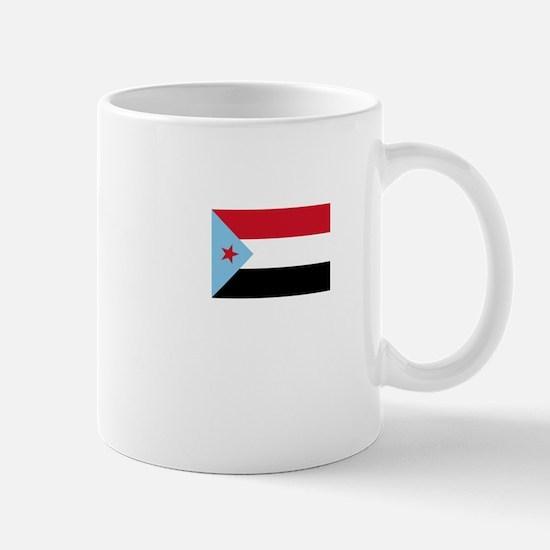 The People's Democratic Republic of Yemen Mug