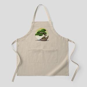 Bonsai Zen tree Apron